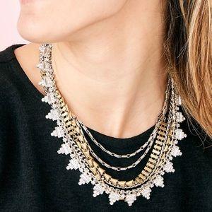 Sutton Necklace- Stella & Dot, 5 ways to wear!